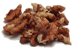 Walnuts, Organic, Raw, Shelled, Pieces