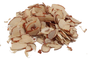 Almonds, Organic, Raw, Sliced