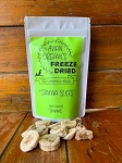 Freeze Dried Organic Bananas