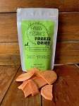 Freeze Dried Organic Sweet Potatoes