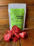 Freeze Dried Organic Strawberries