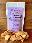 Freeze Dried Organic Peaches